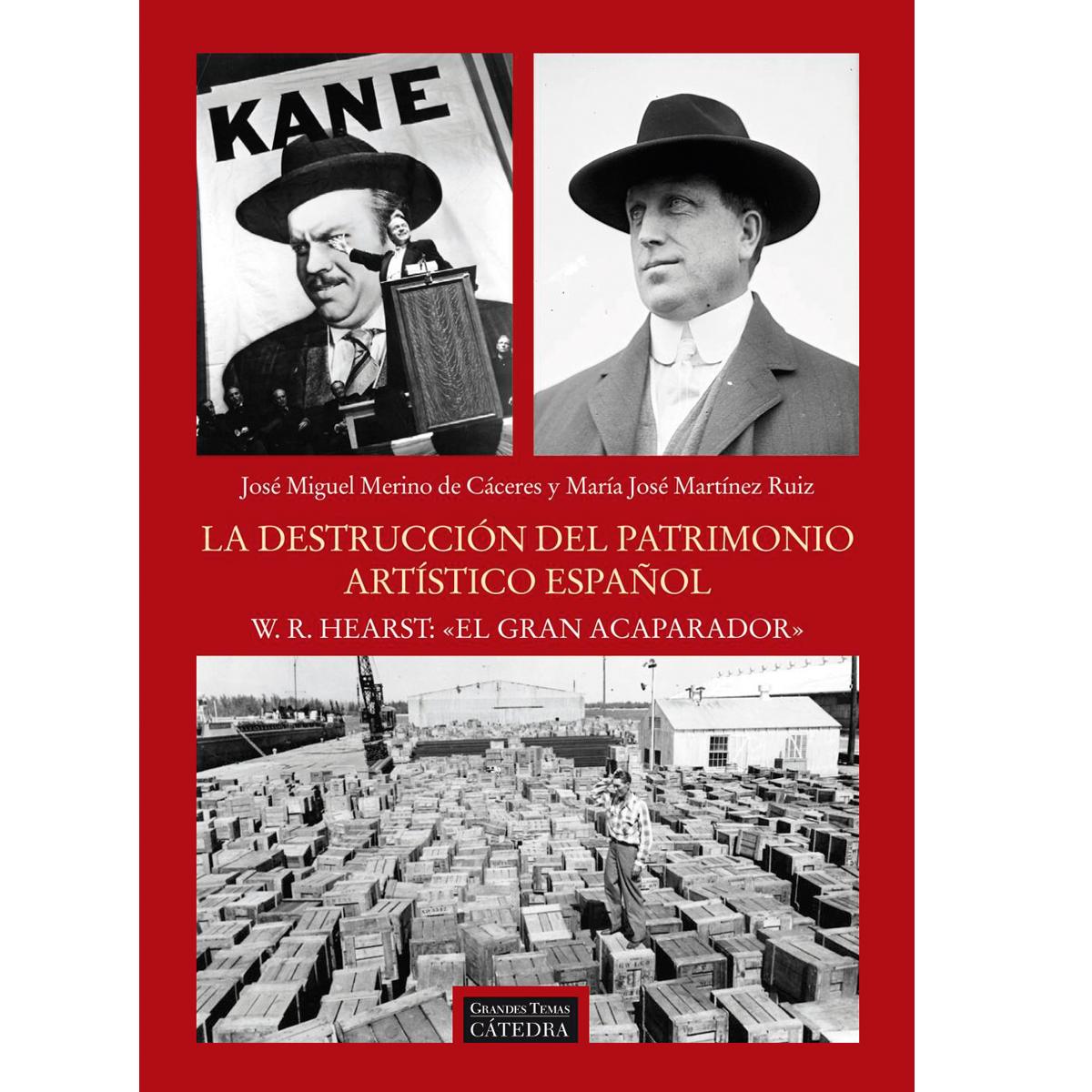 La destrucción del patrimonio artístico español