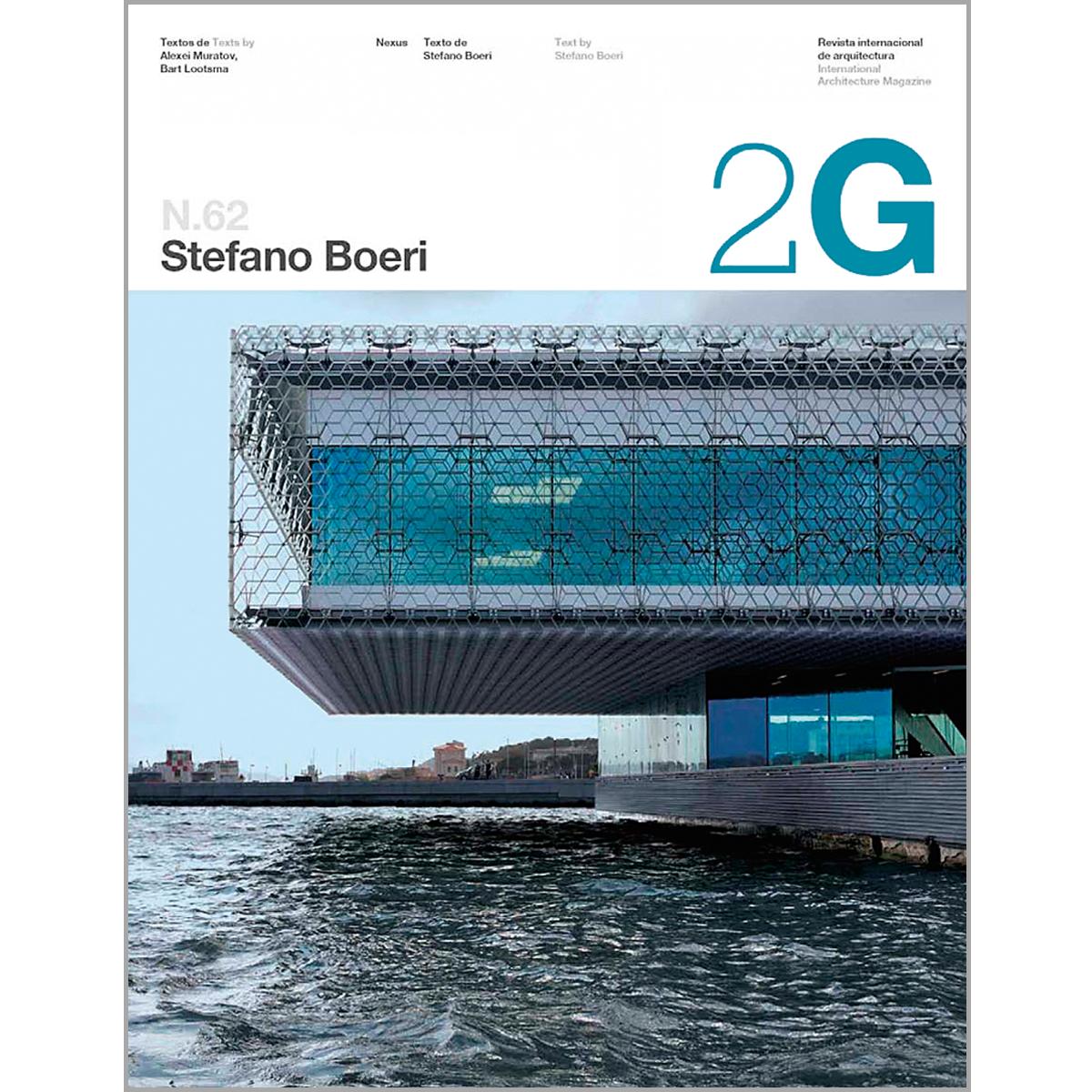 2G: Stefano Boeri