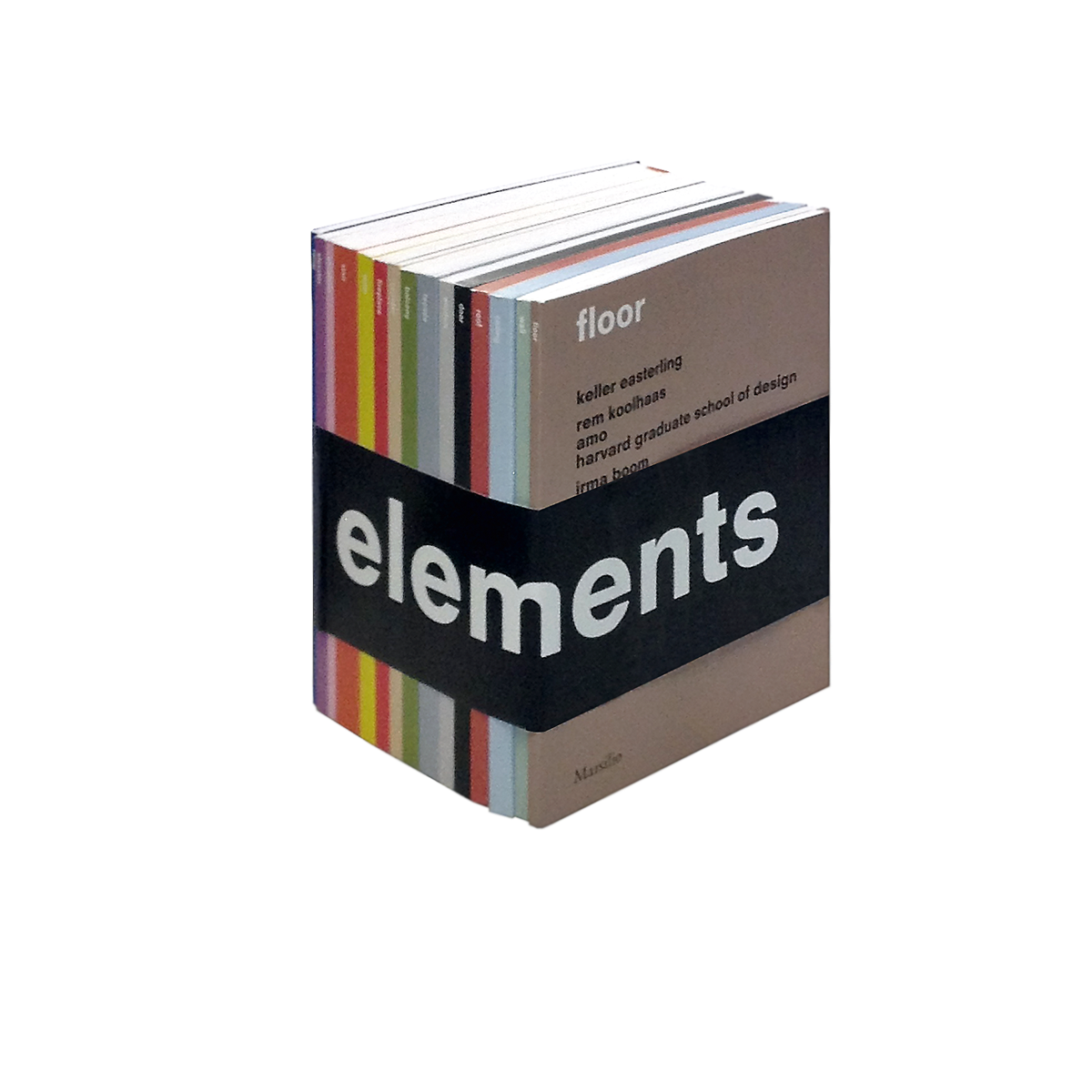 Elements: Floor, Wall, Ceiling, Roof, Door, Window, Façade, Balcony, Corridor, Fireplace, Toilet, Stair, Escalator, Elevator, Ramp