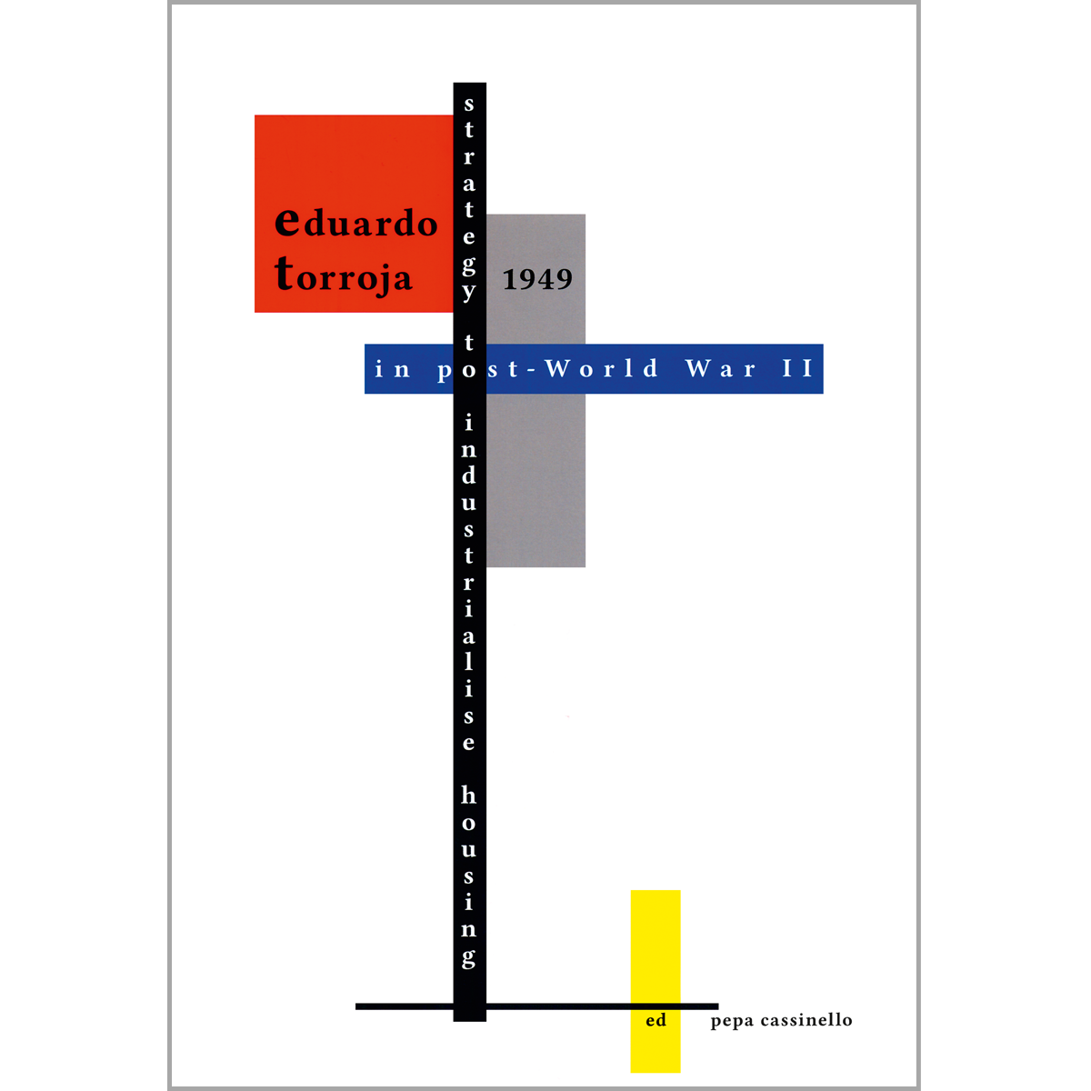 Eduardo Torroja, 1949