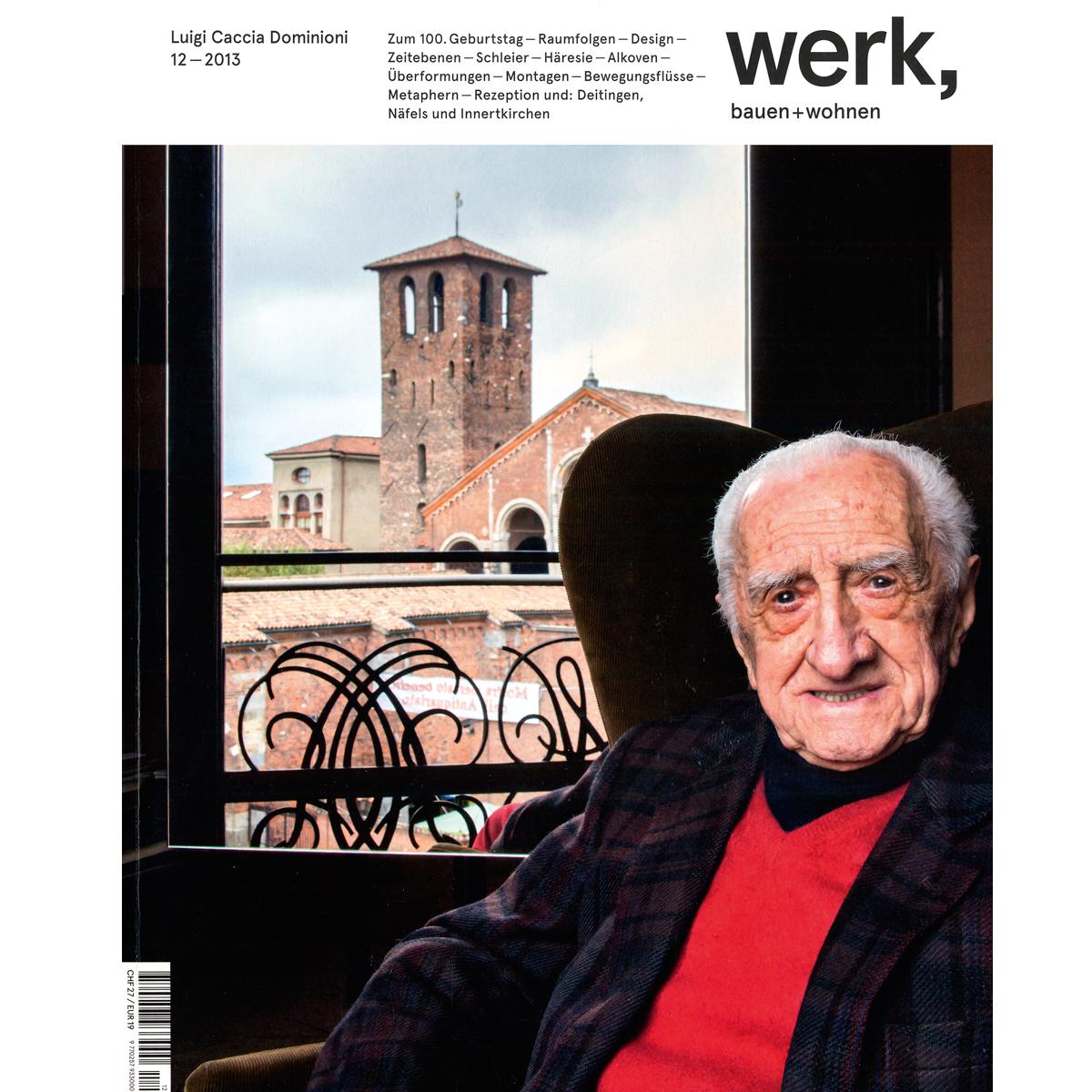 Werk: Luigi Caccia Dominioni