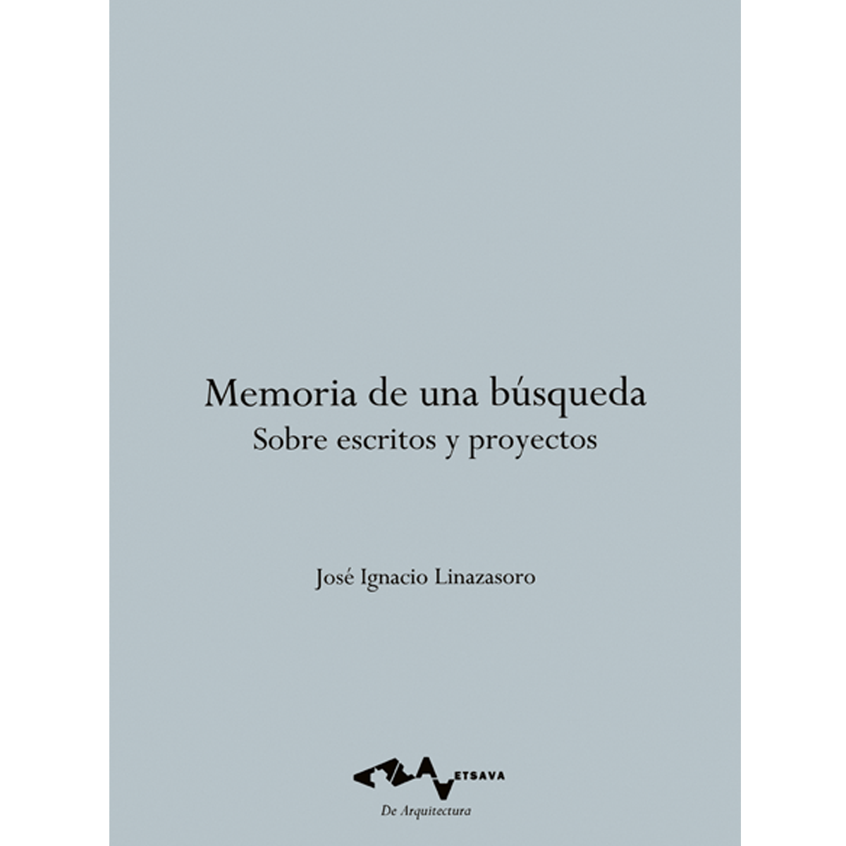 Memoria de una búsqueda