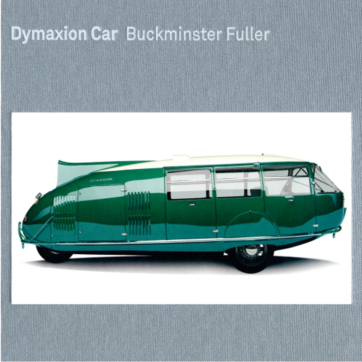 Dymaxion Car. Buckminster Fuller