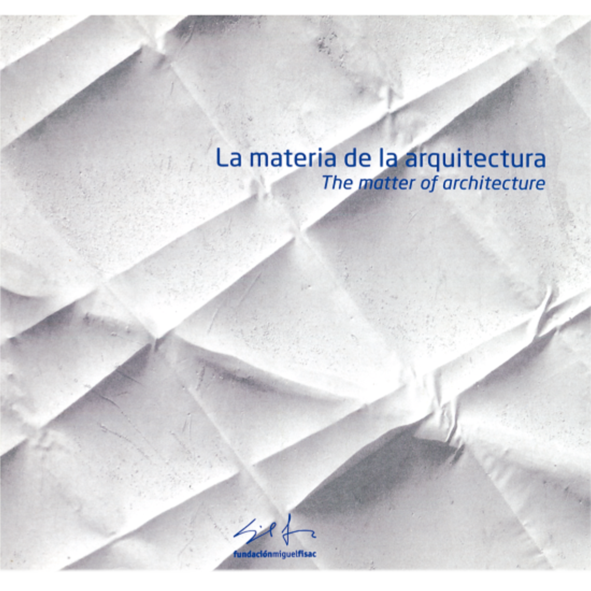 The matter of architecture