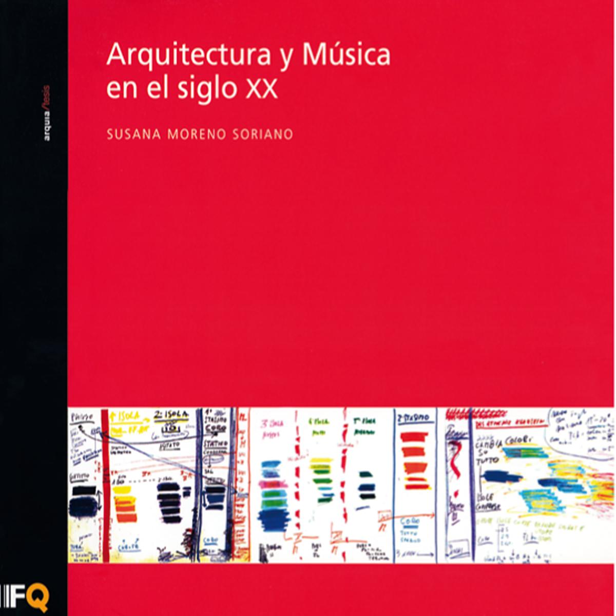 Arquitectura y música en el siglo XX
