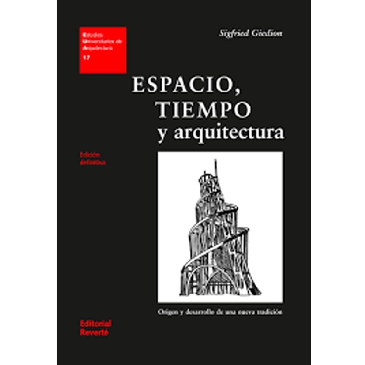 Espacio, tiempo y arquitectura