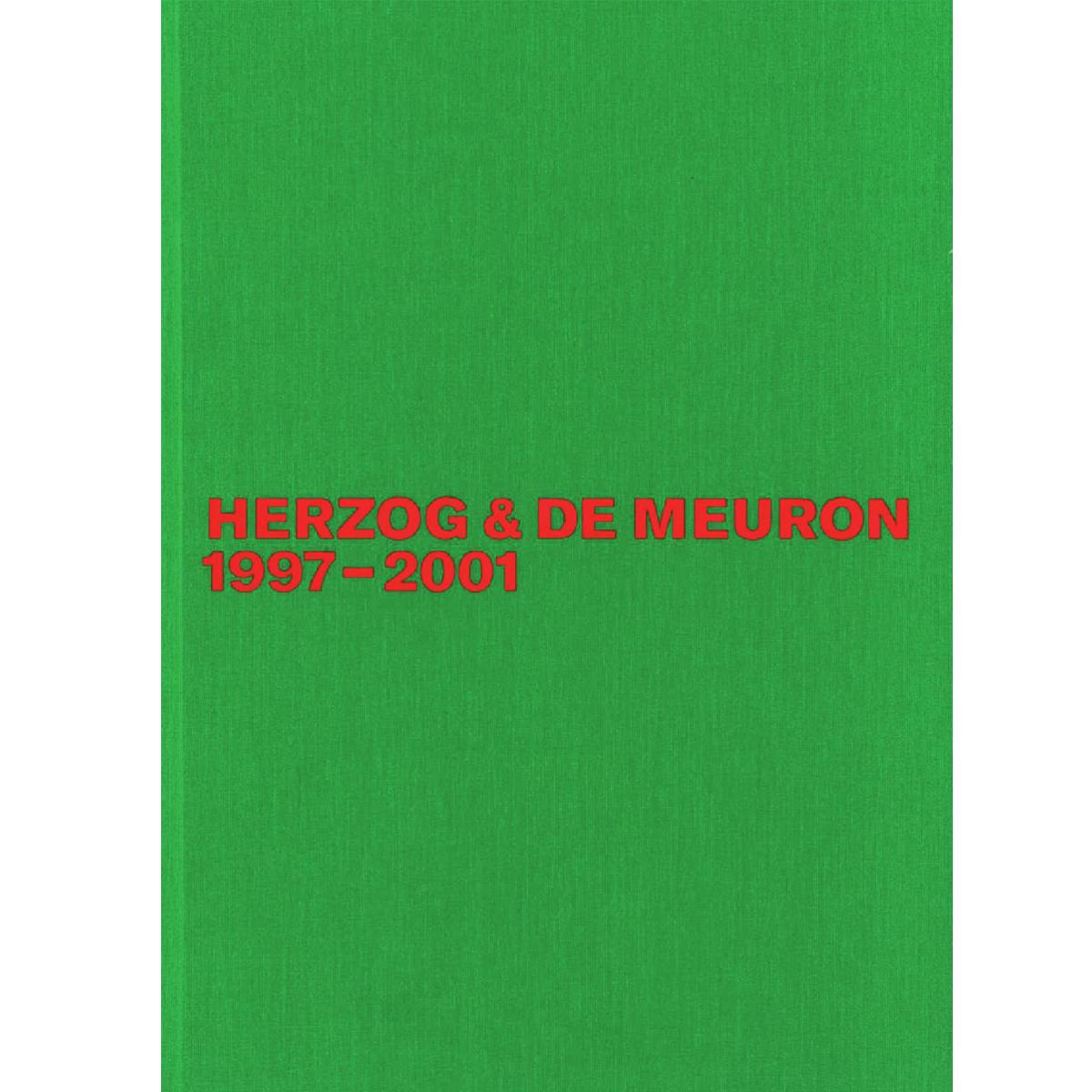 Herzog & de Meuron 1997-2001