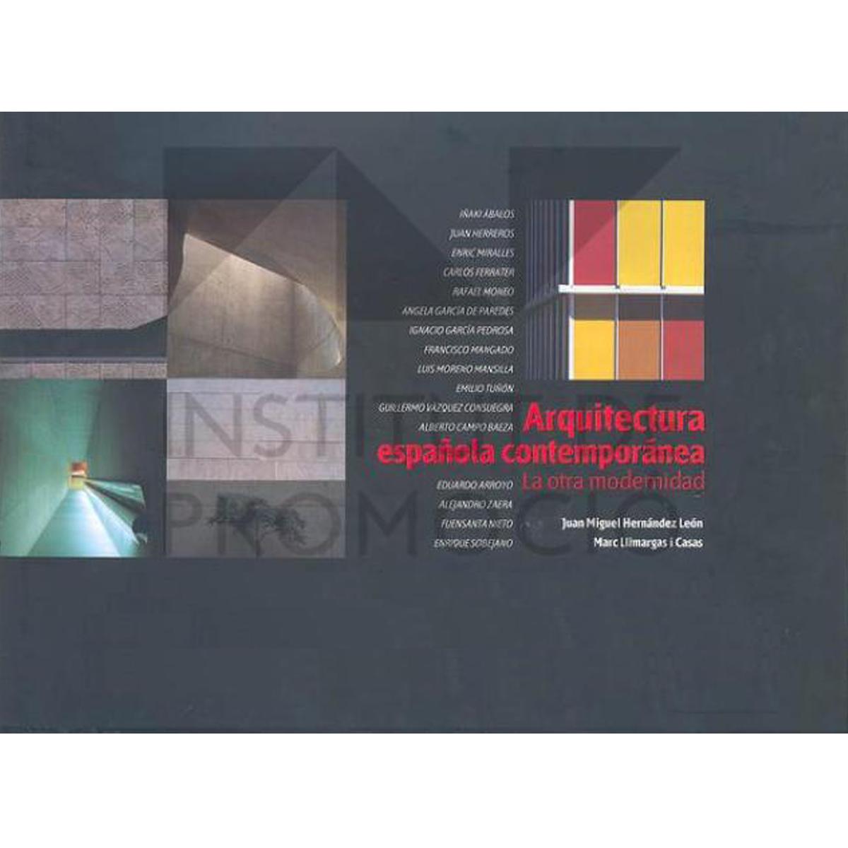 Arquitectura española contemporánea