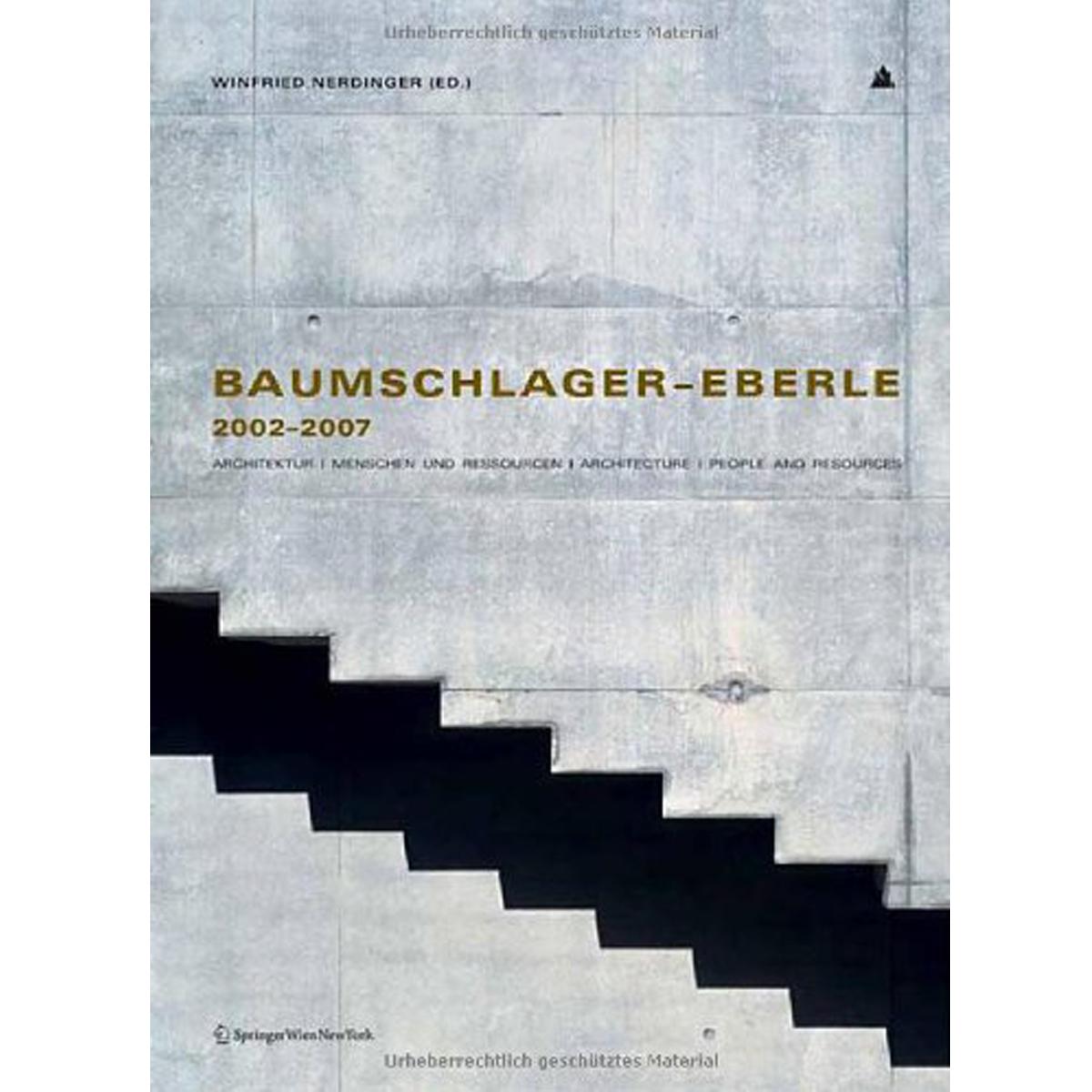 Baumschlager-Eberle: 2002-2007