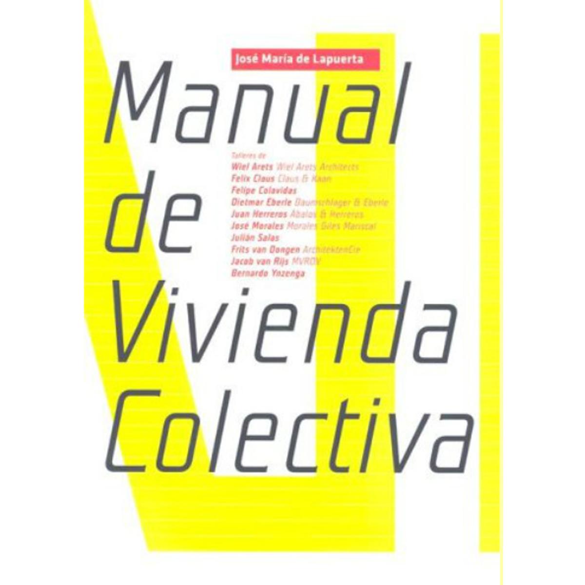 Manual de Vivienda Colectiva