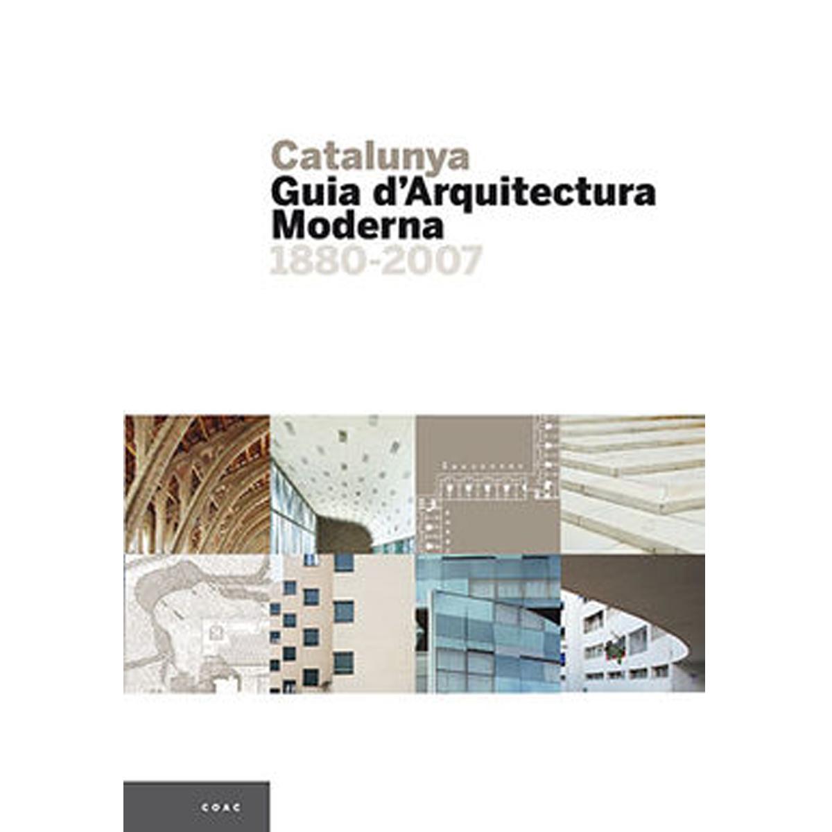 Cataluña. Guía de Arquitectura Moderna