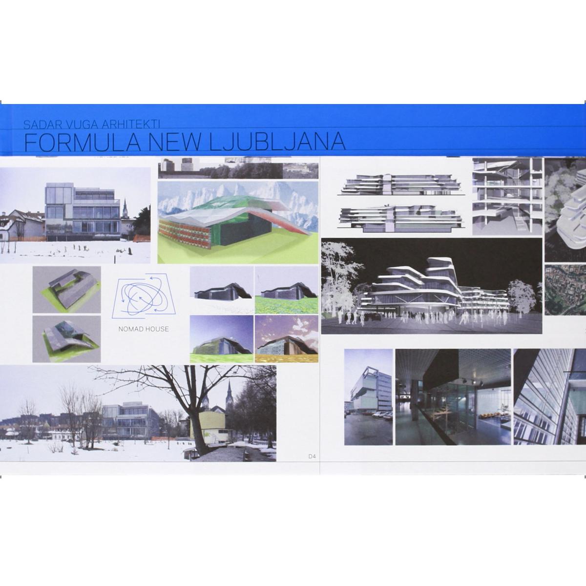 Sadar Vuga arhitekti: Formula New Ljubljana