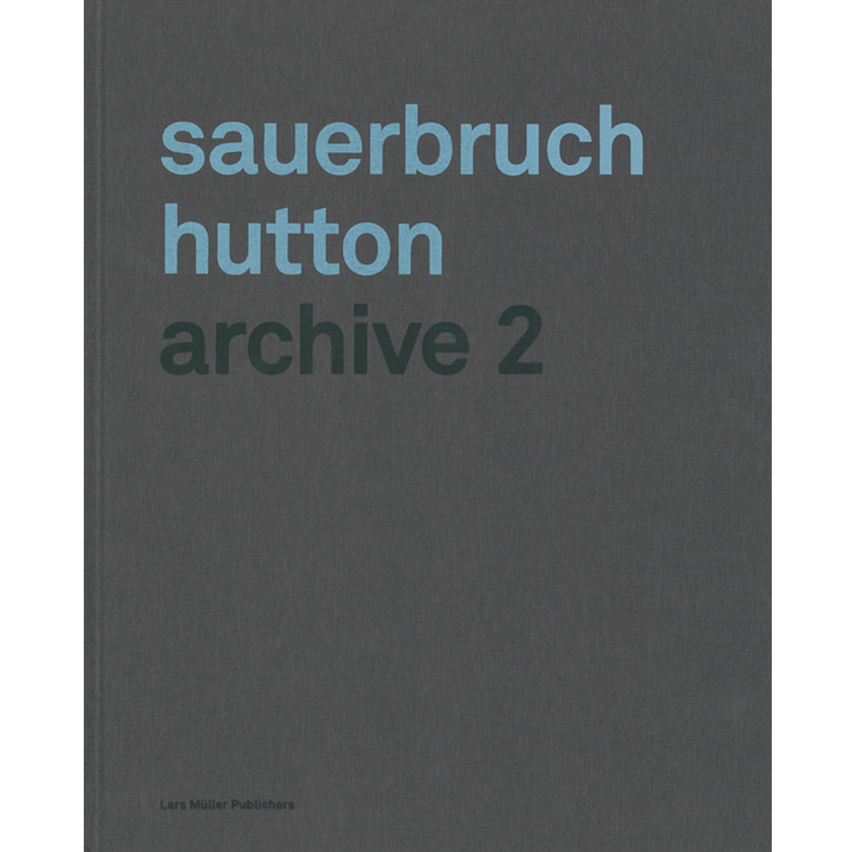 Sauerbruch Hutton Archive