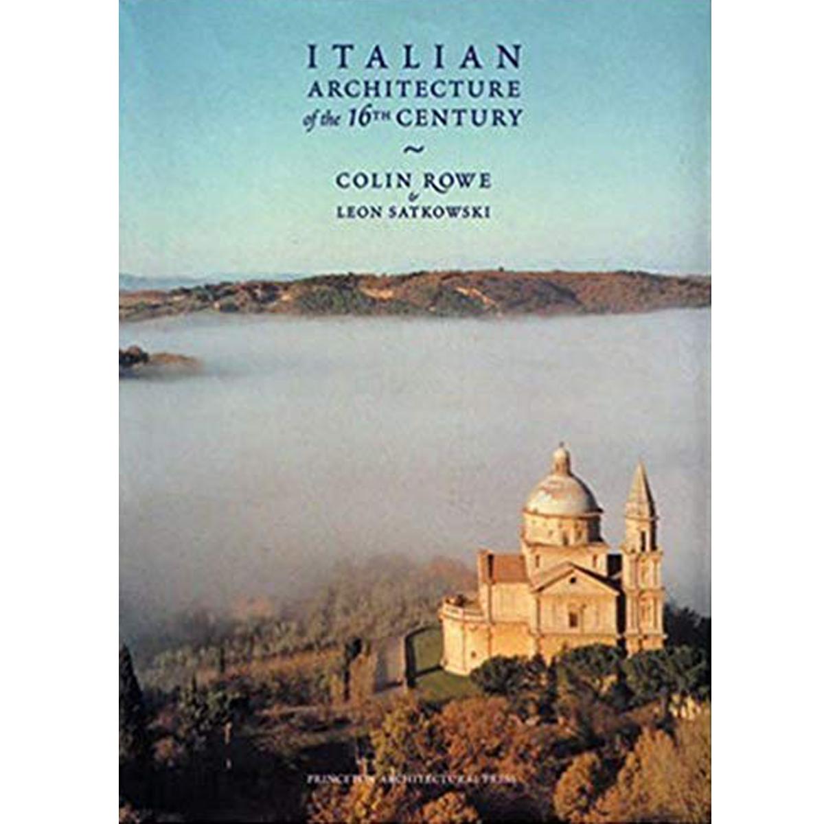 Italian Architecture of the 16th Century
