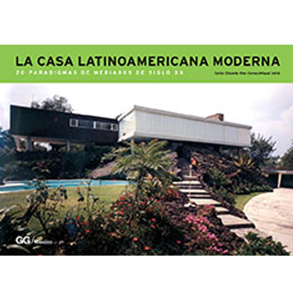 La casa latinoamericana moderna