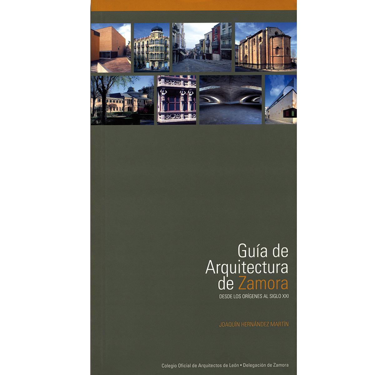 Guía de arquitectura de Zamora