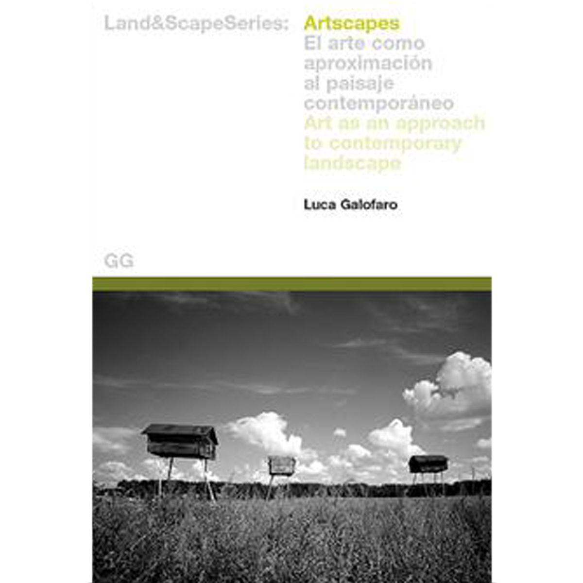 Land&Scapeseries: Artscapes