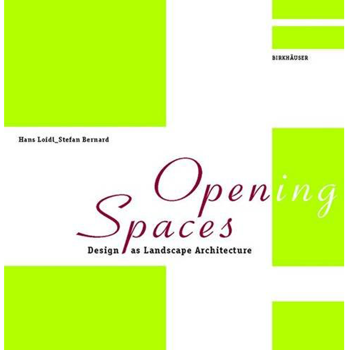 Opening Spaces