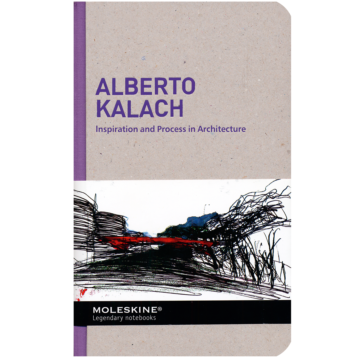 Inspiration and Process in Architecture: Alberto Kalach