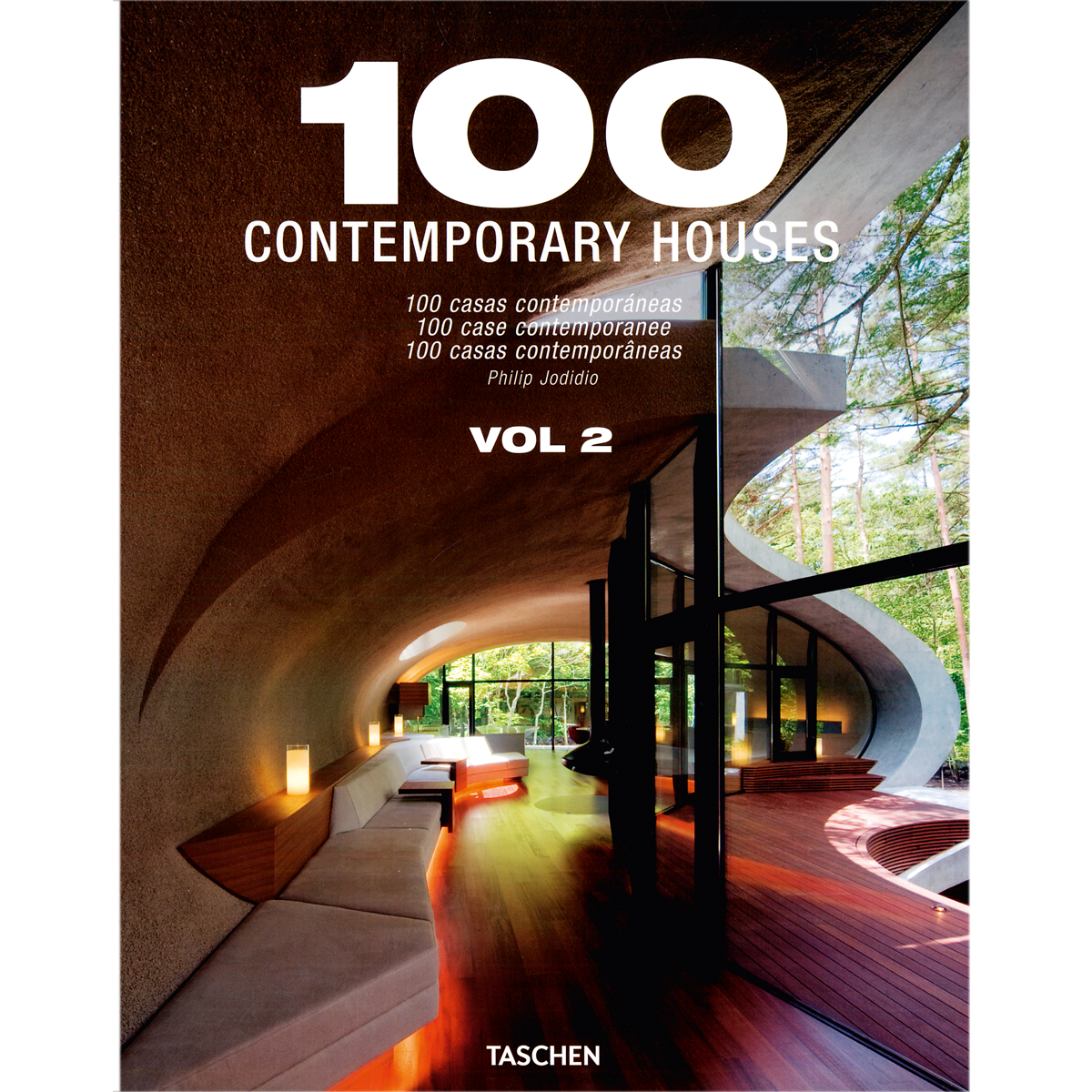 100 casas contemporáneas