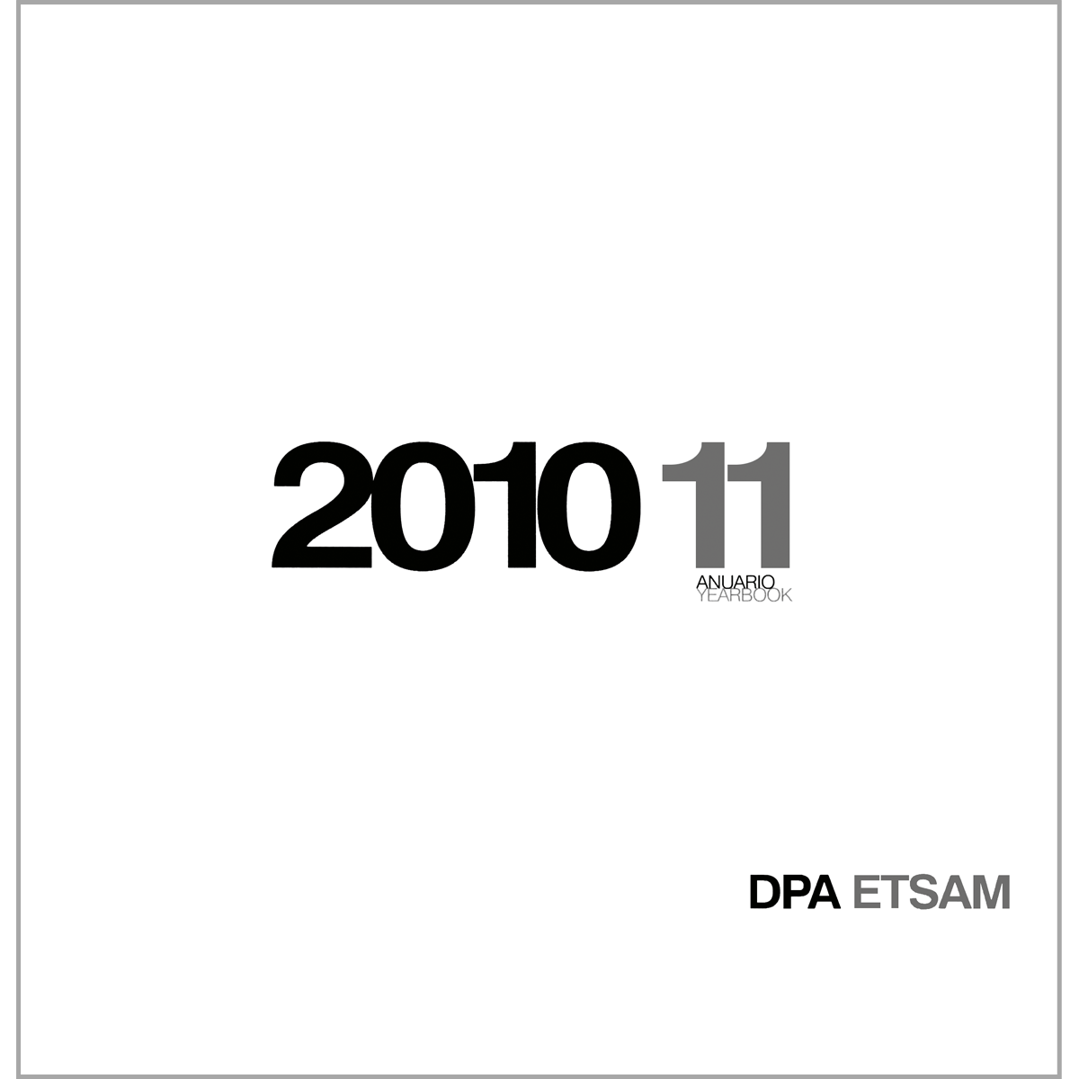 Anuario 2010/11
