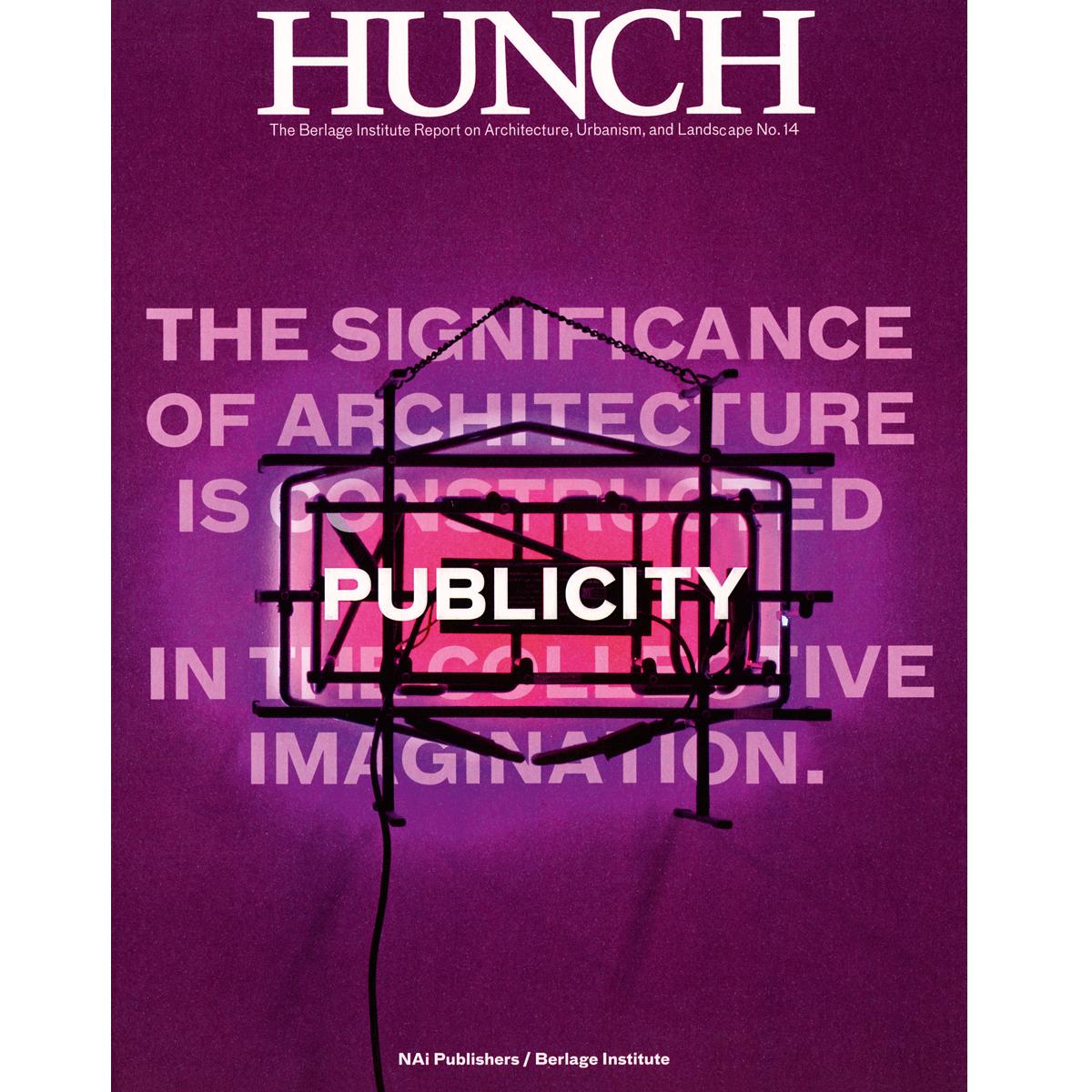 Hunch: Publicity