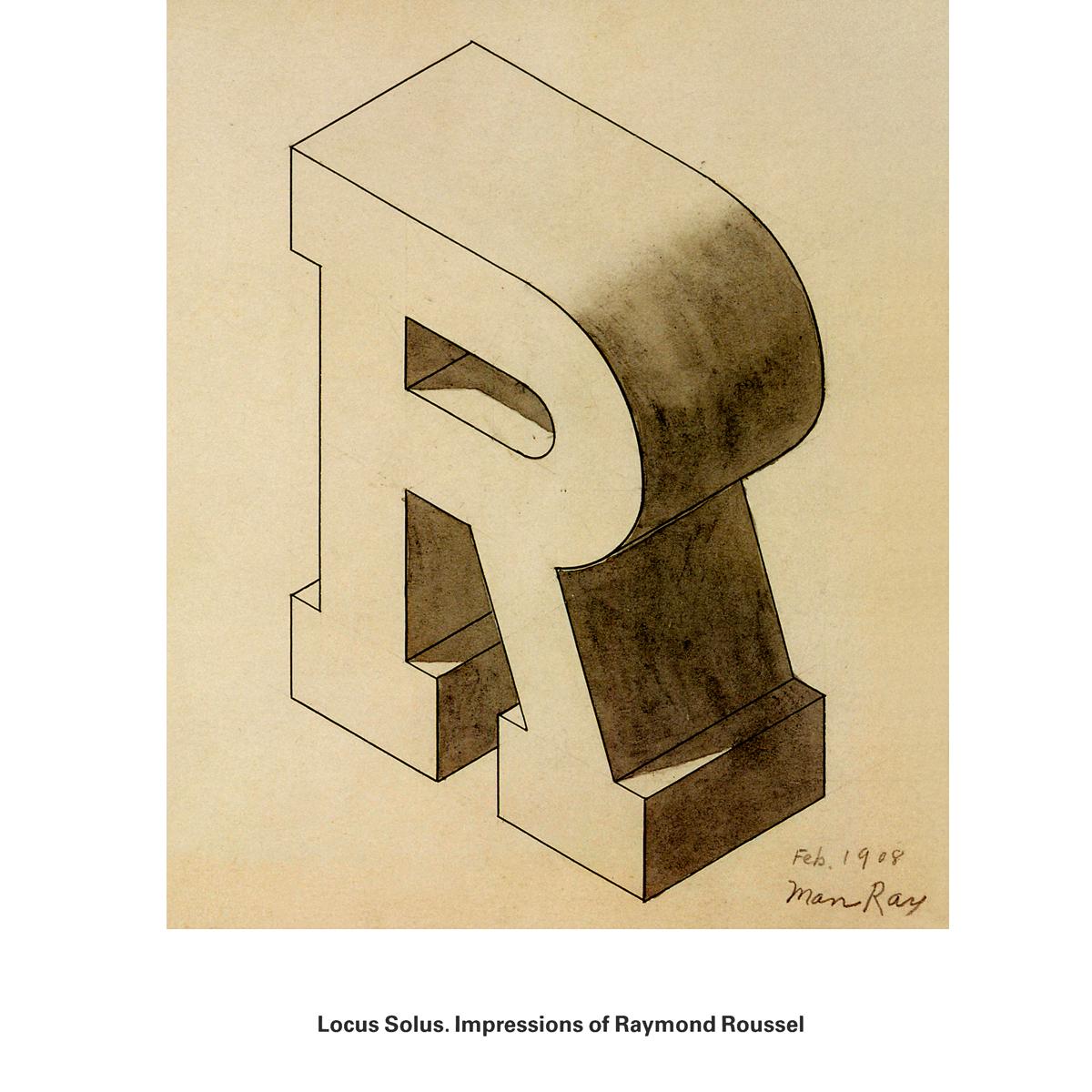 Locus Solus. Impressons  of Raymond Roussel