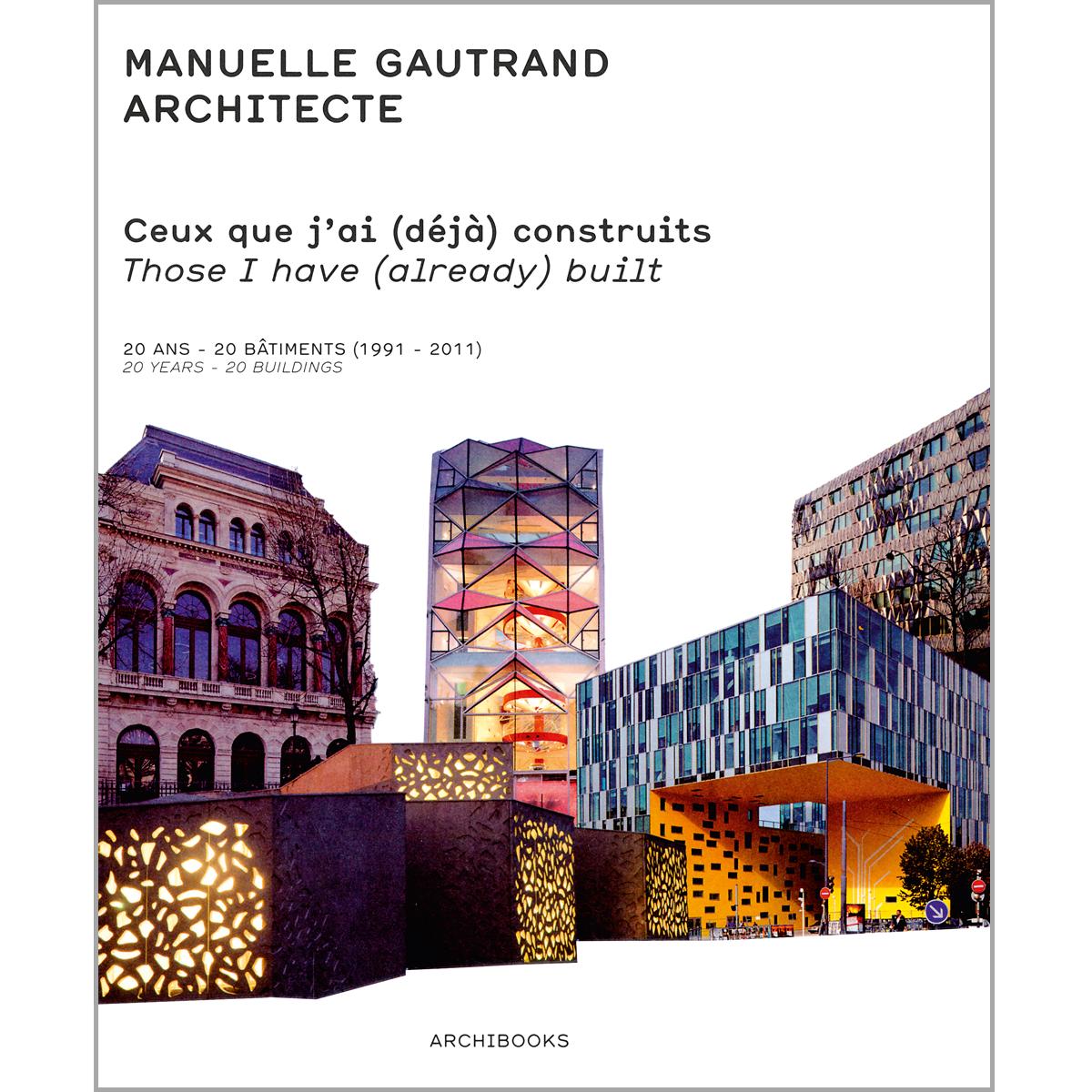 Manuelle Gautrand Architecte