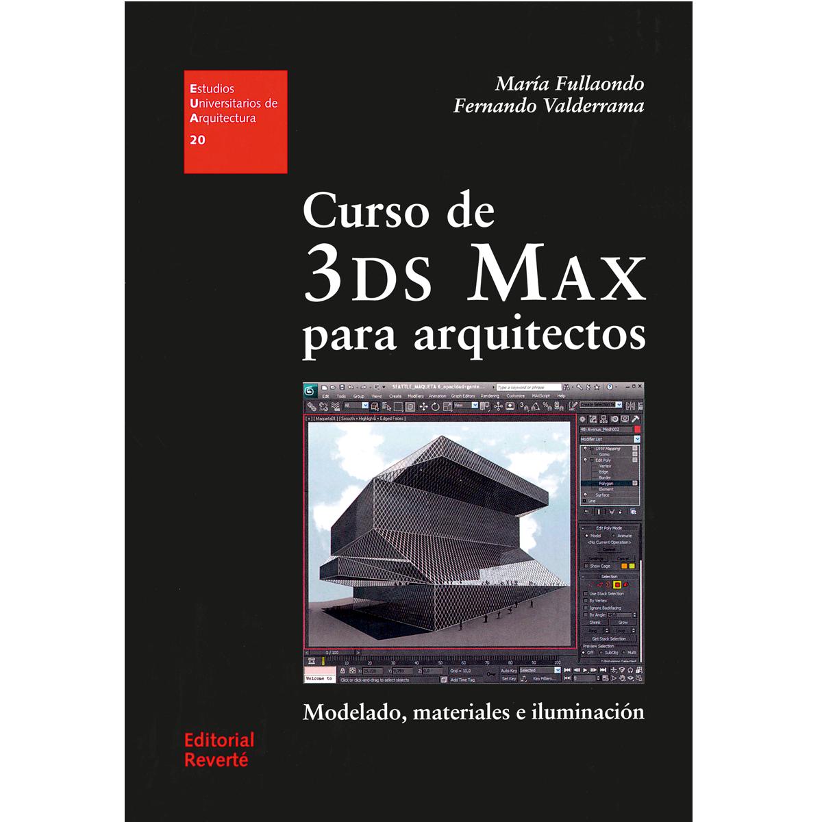 Curso de 3ds Max para arquitectos
