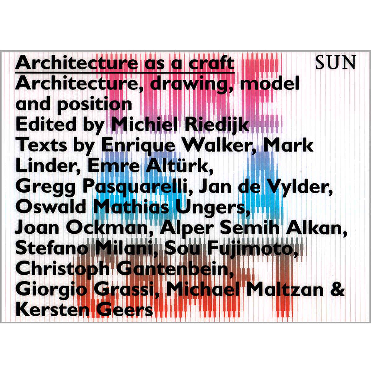 Architecture as a Craft
