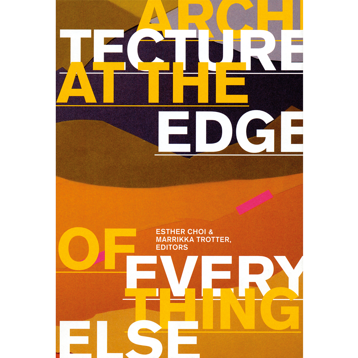 Architecture at the Edge of Everything Else