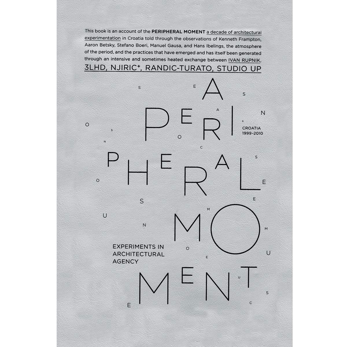 A Peripheral Moment
