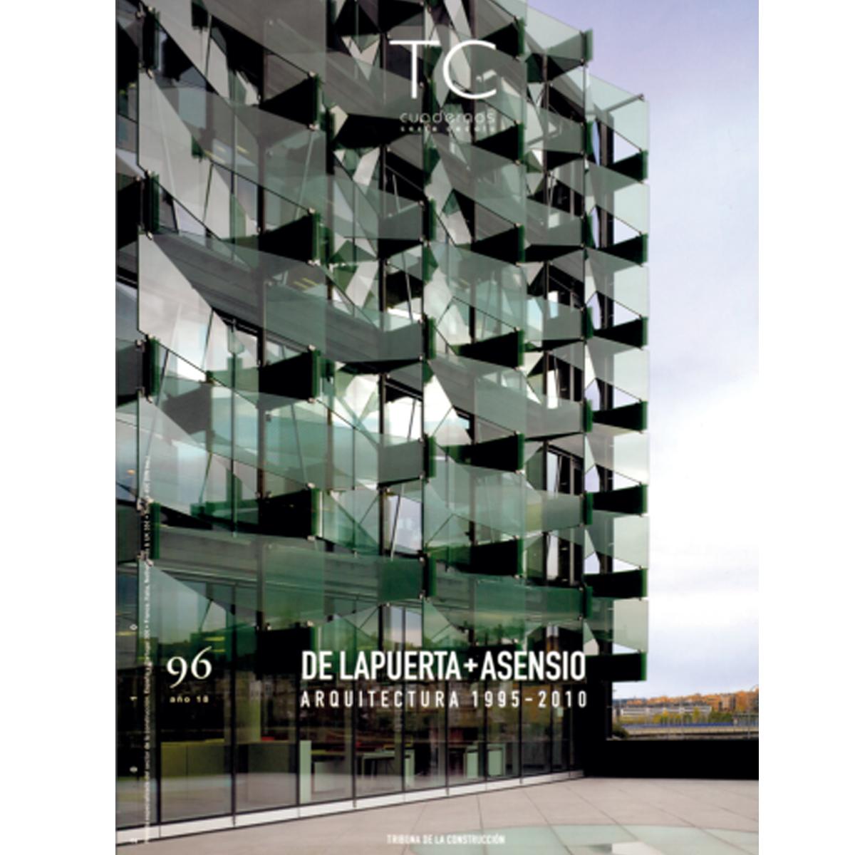 TC Cuadernos: De Lapuerta + Asensio