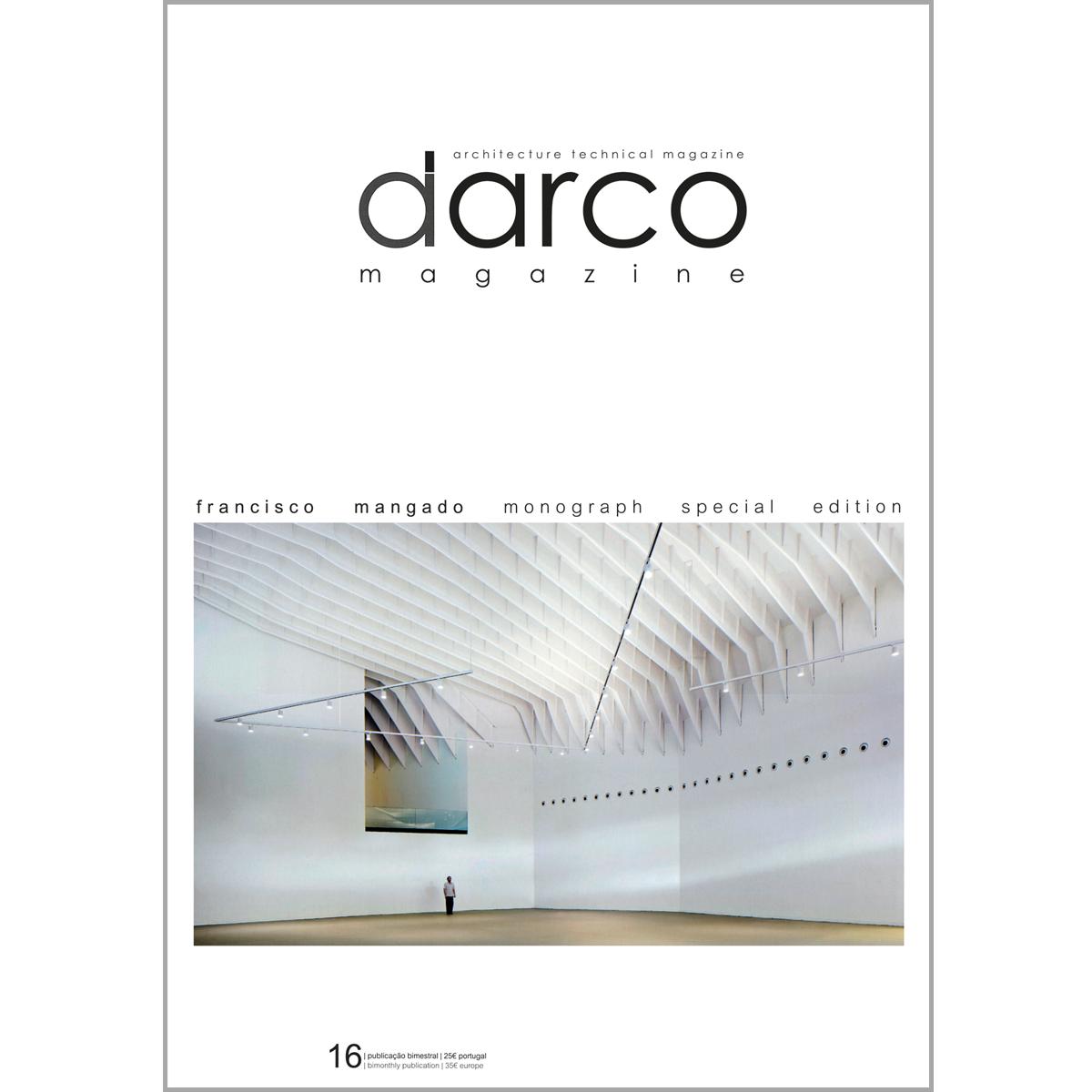 Darco Magazine: Francisco Mangado