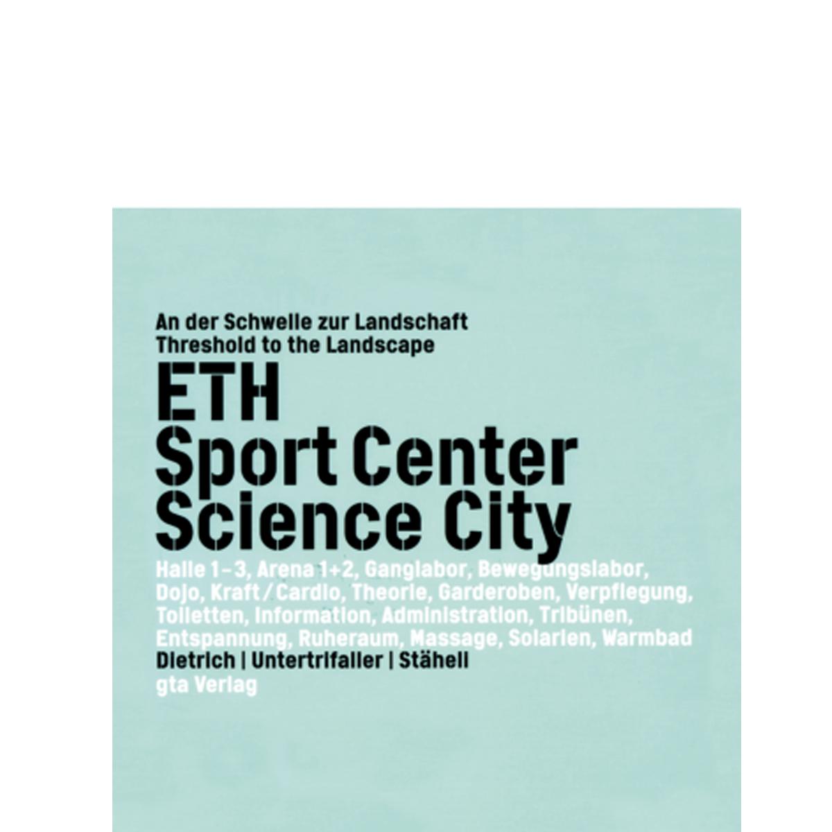 ETH Sport Center Science City