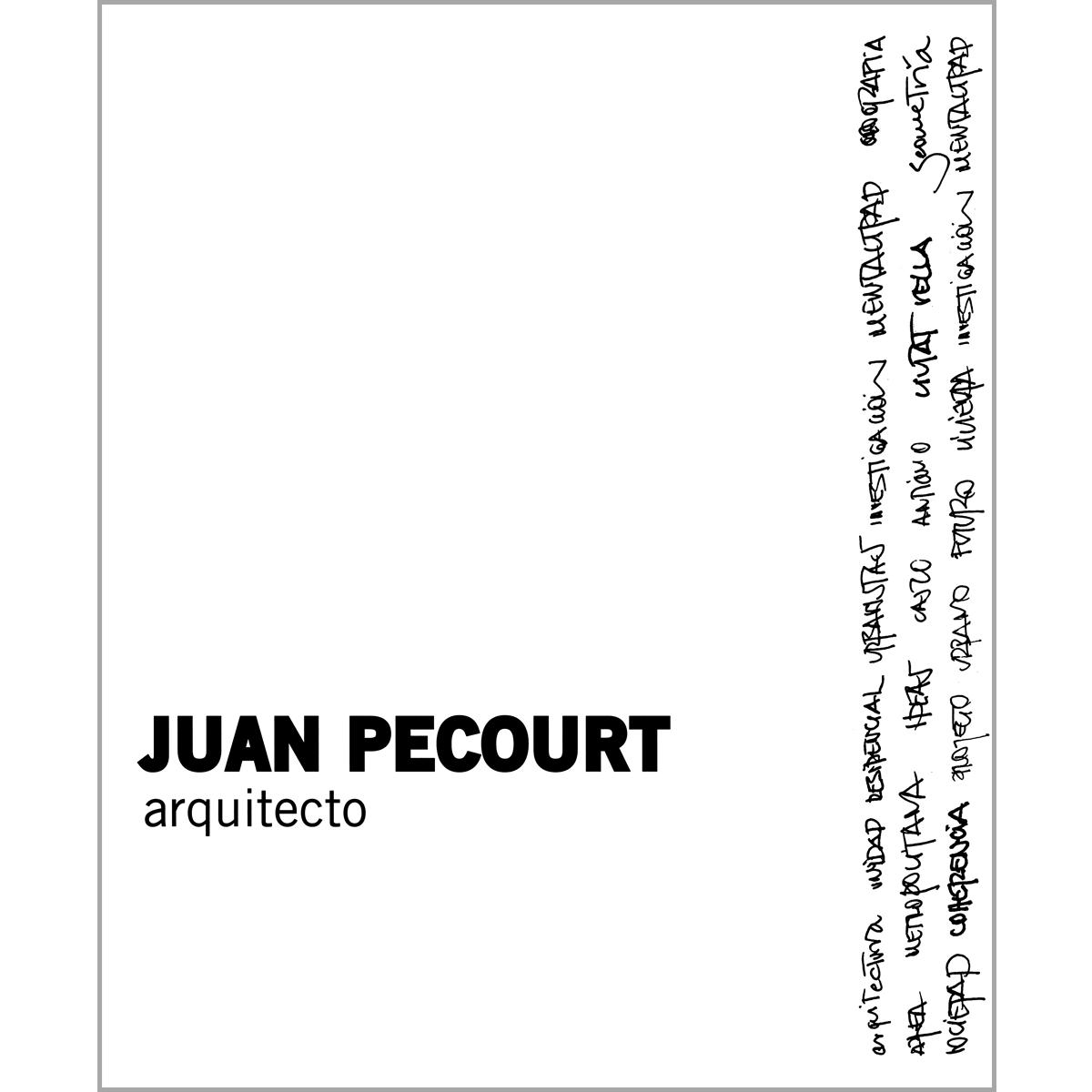 Juan Pecourt arquitecto
