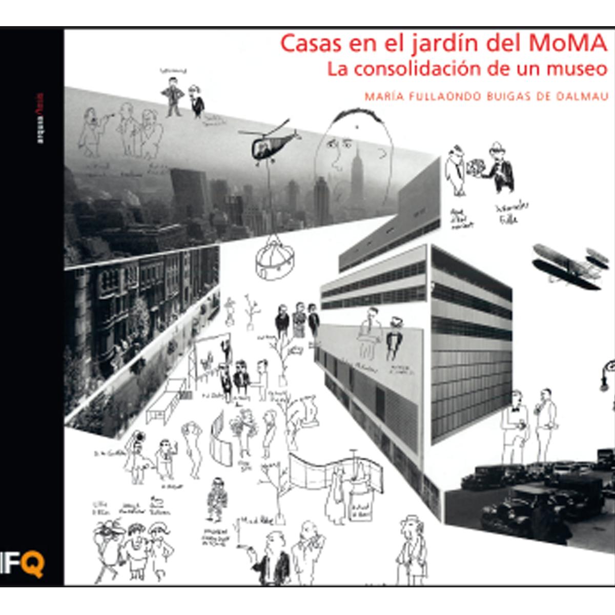 Casas en el jardín del MoMA