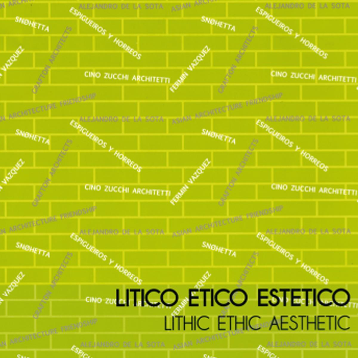 Lítico Ético Estético