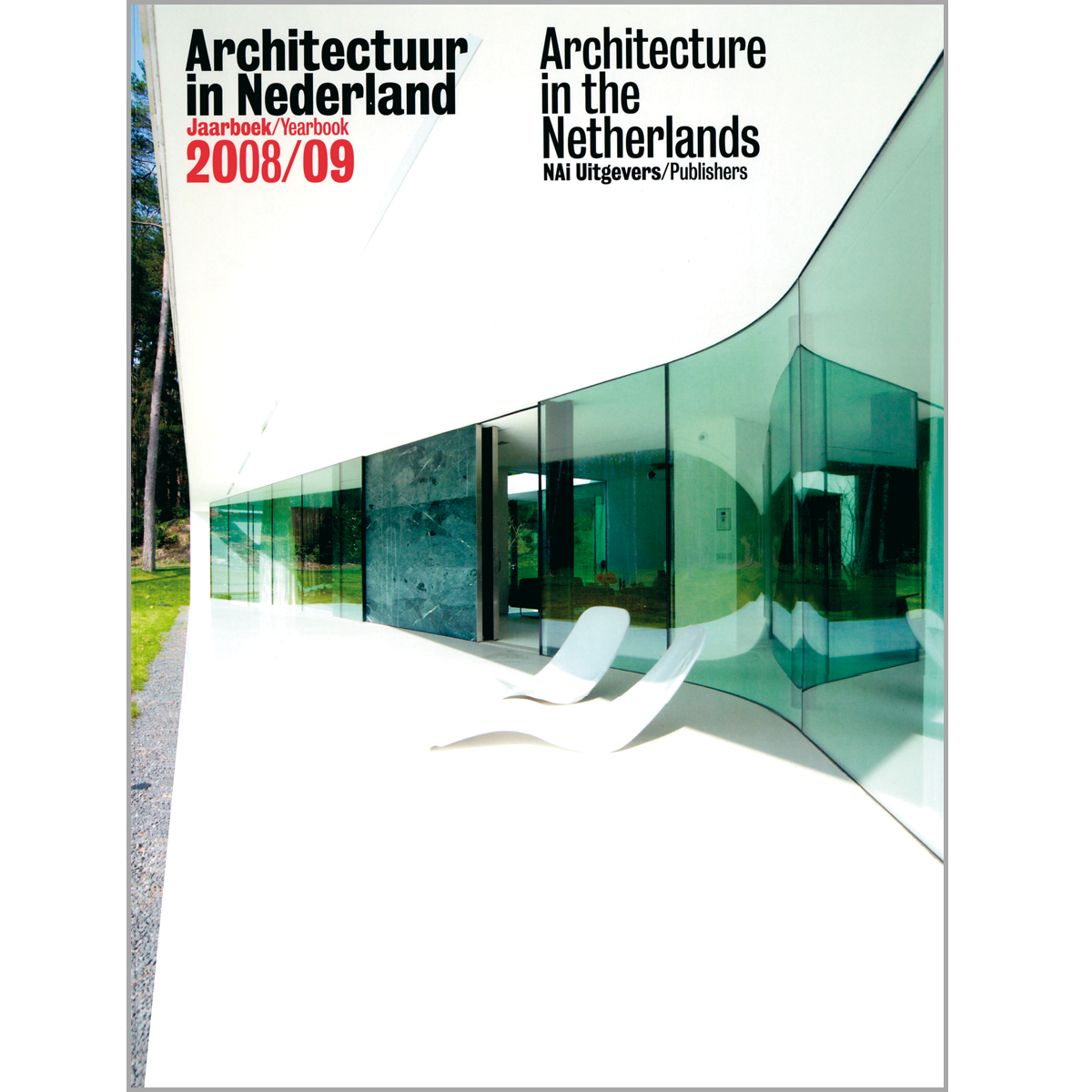 Architecture in the Netherlands 2008/09