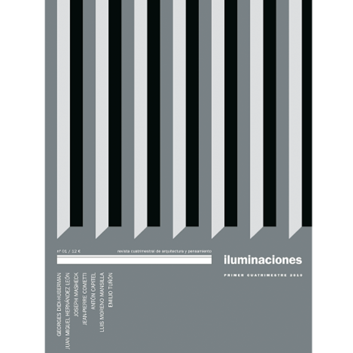 Iluminaciones: Revista de arquitectura y pensamiento