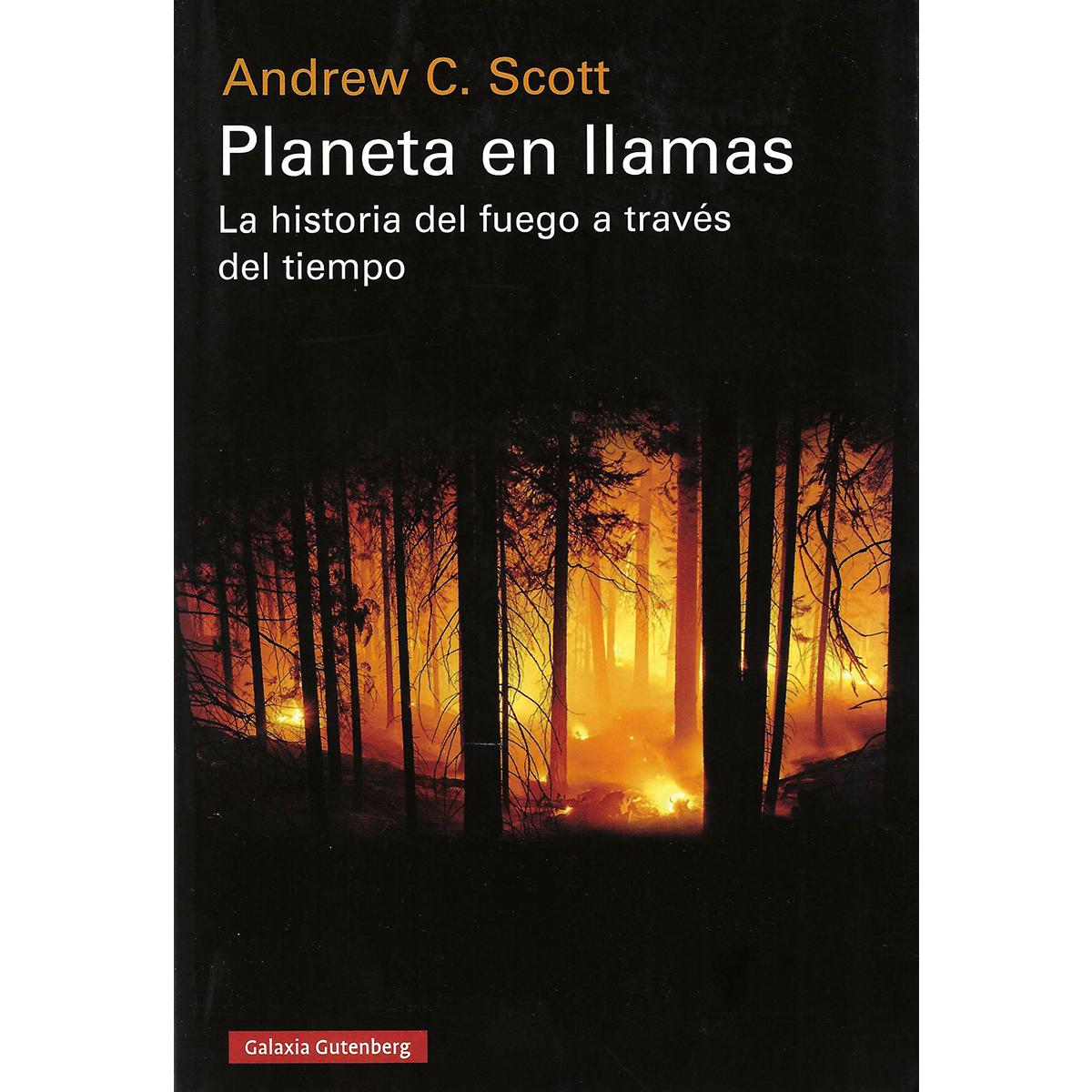 Planeta en llamas