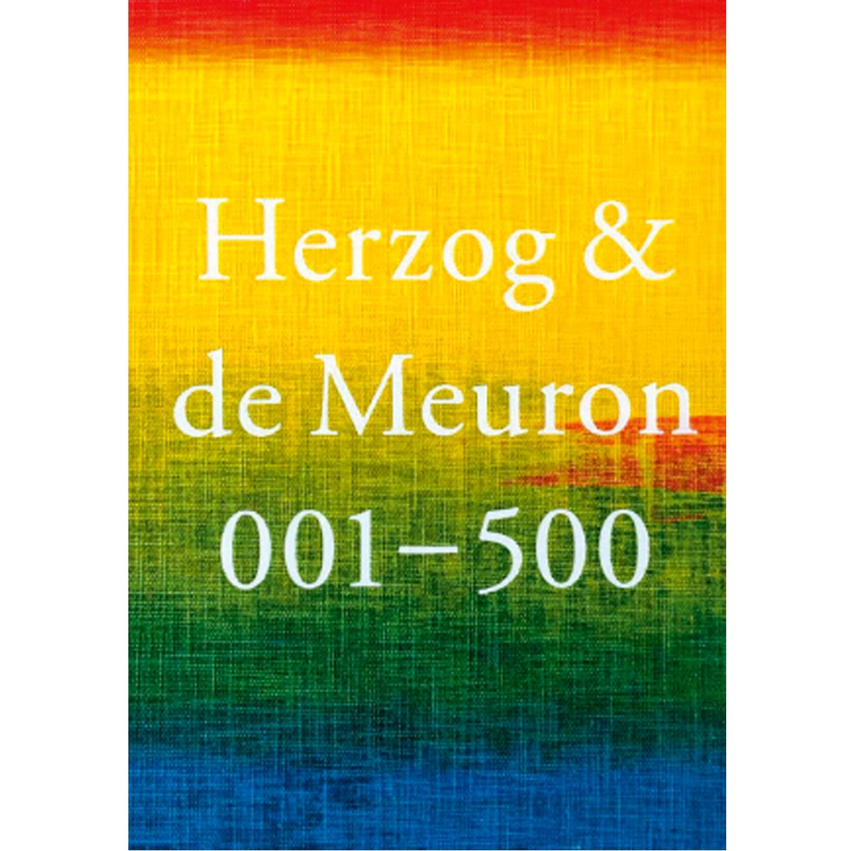 Herzog & de Meuron, 001-500