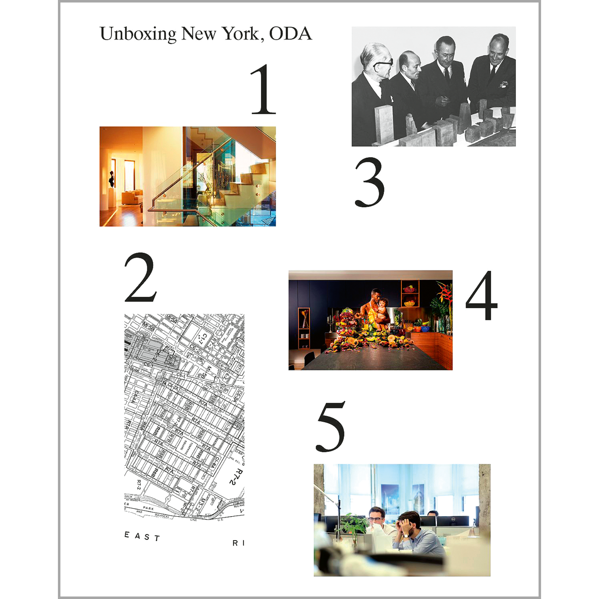 Unboxing New York, ODA
