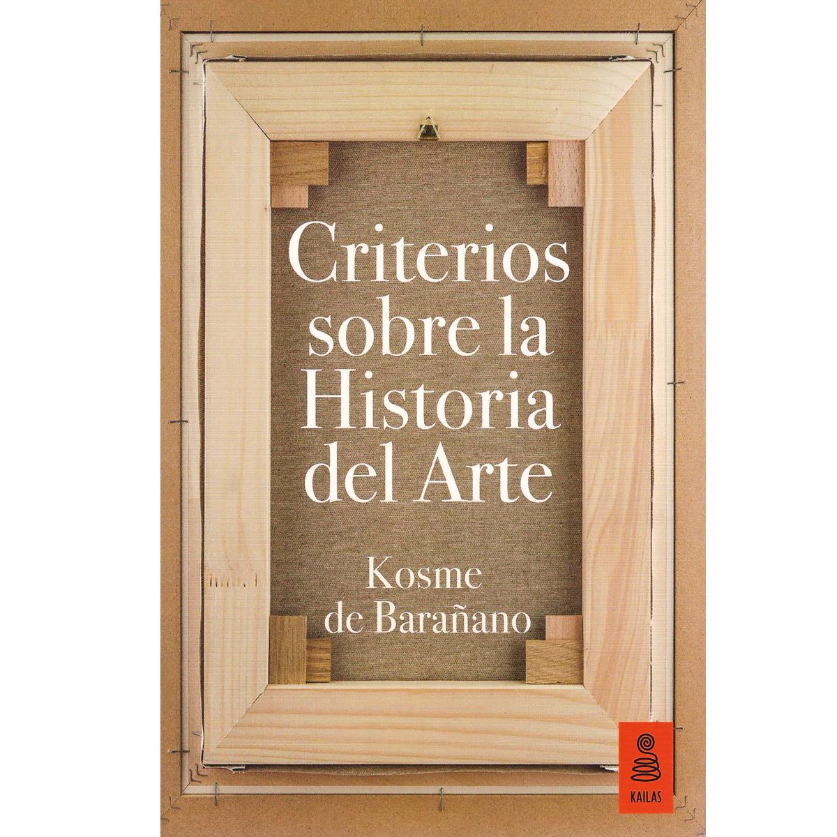 Criterios sobre la Historia del Arte