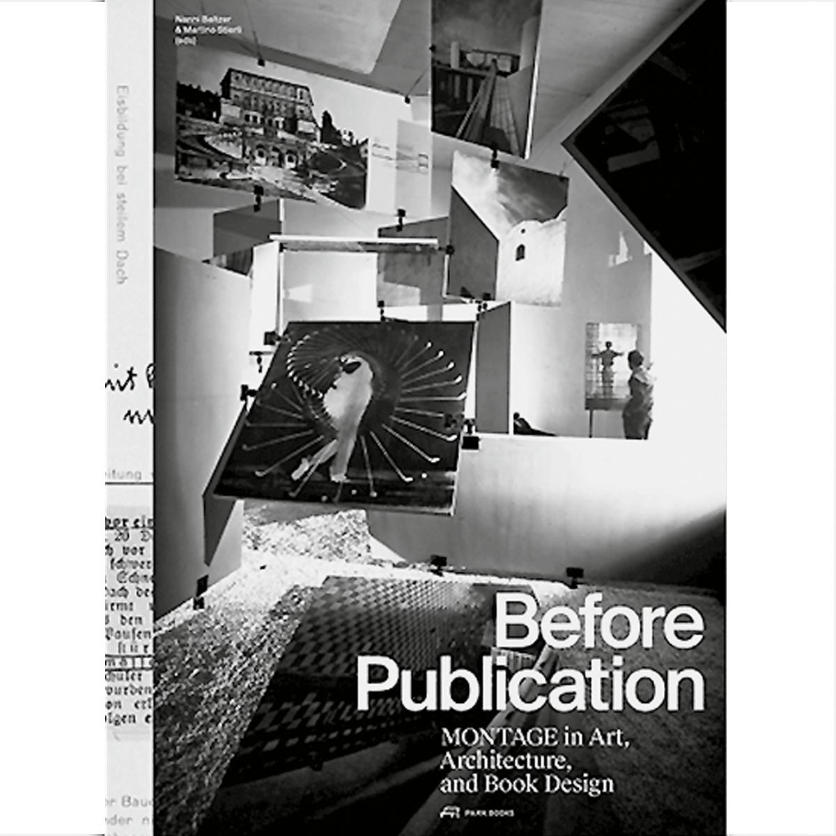 Before Publication