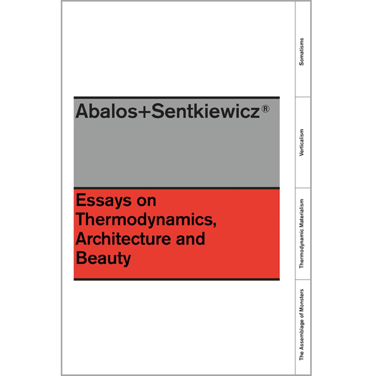 Ensayos sobre termodinámica, arquitectura y belleza