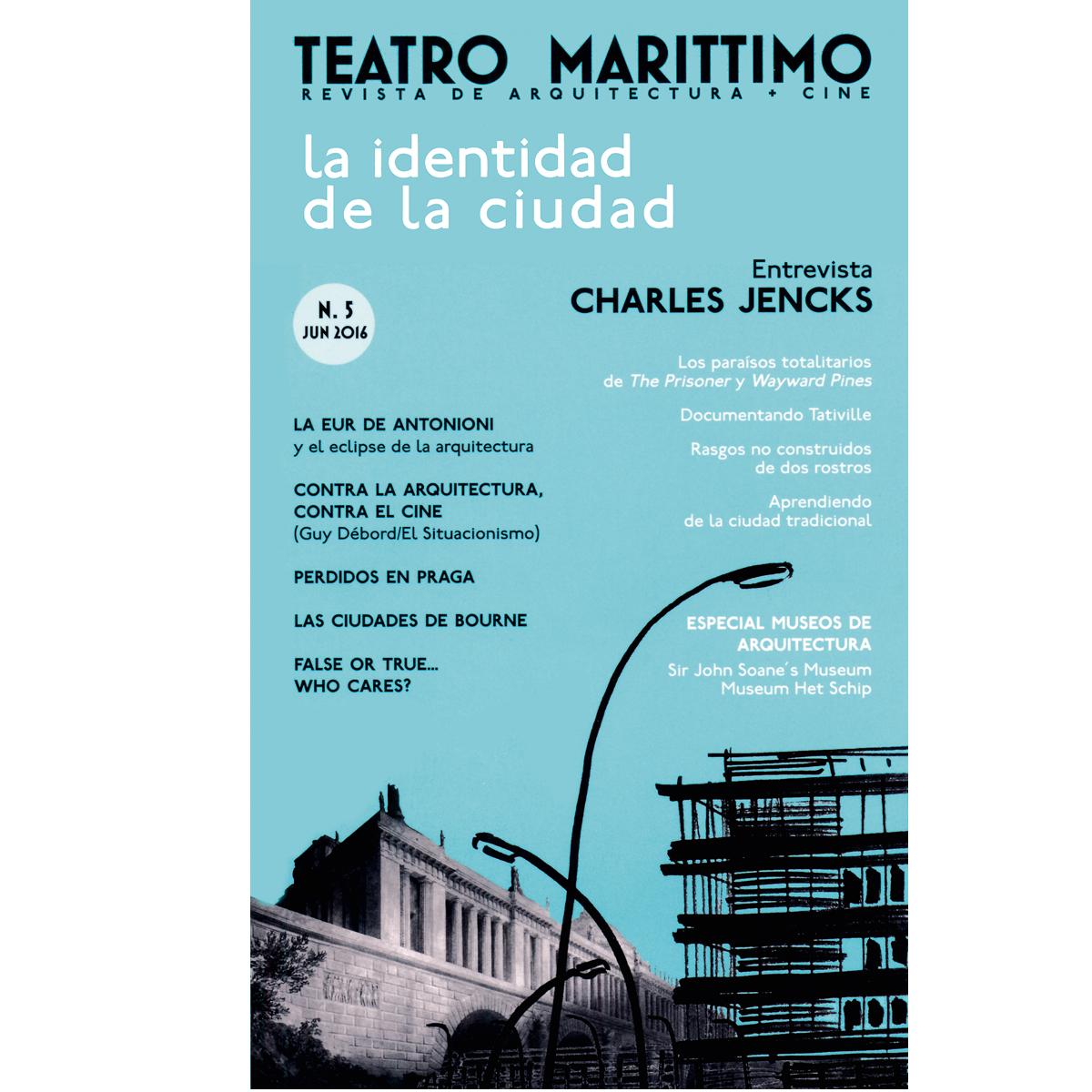 Teatro Marittimo: La identidad de la ciudad