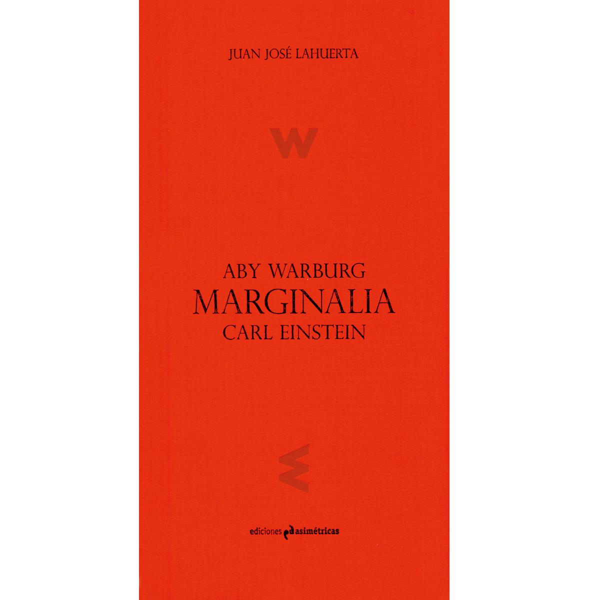 Marginalia: Aby Warburg y Carl Einstein
