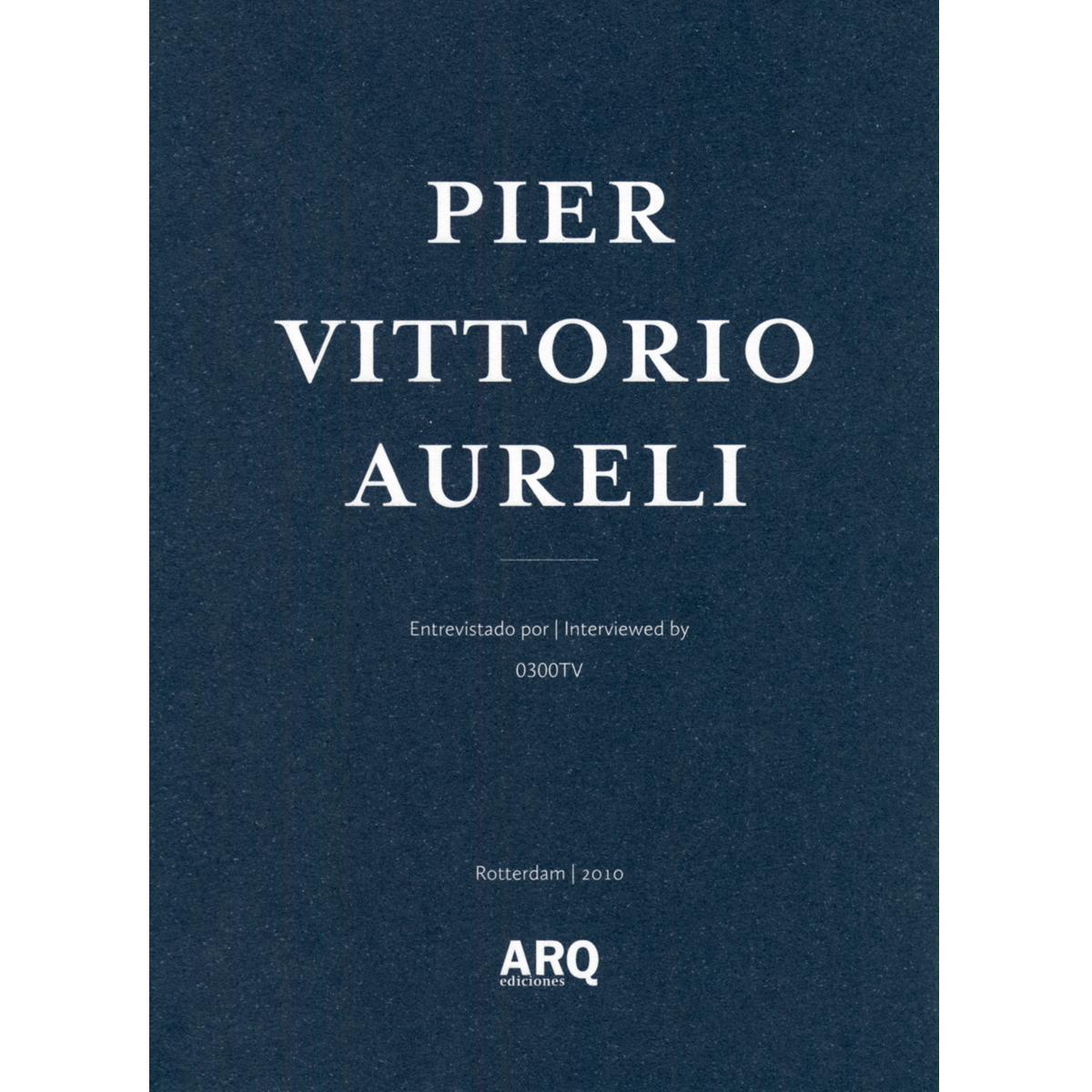 Pier Vittorio Aureli