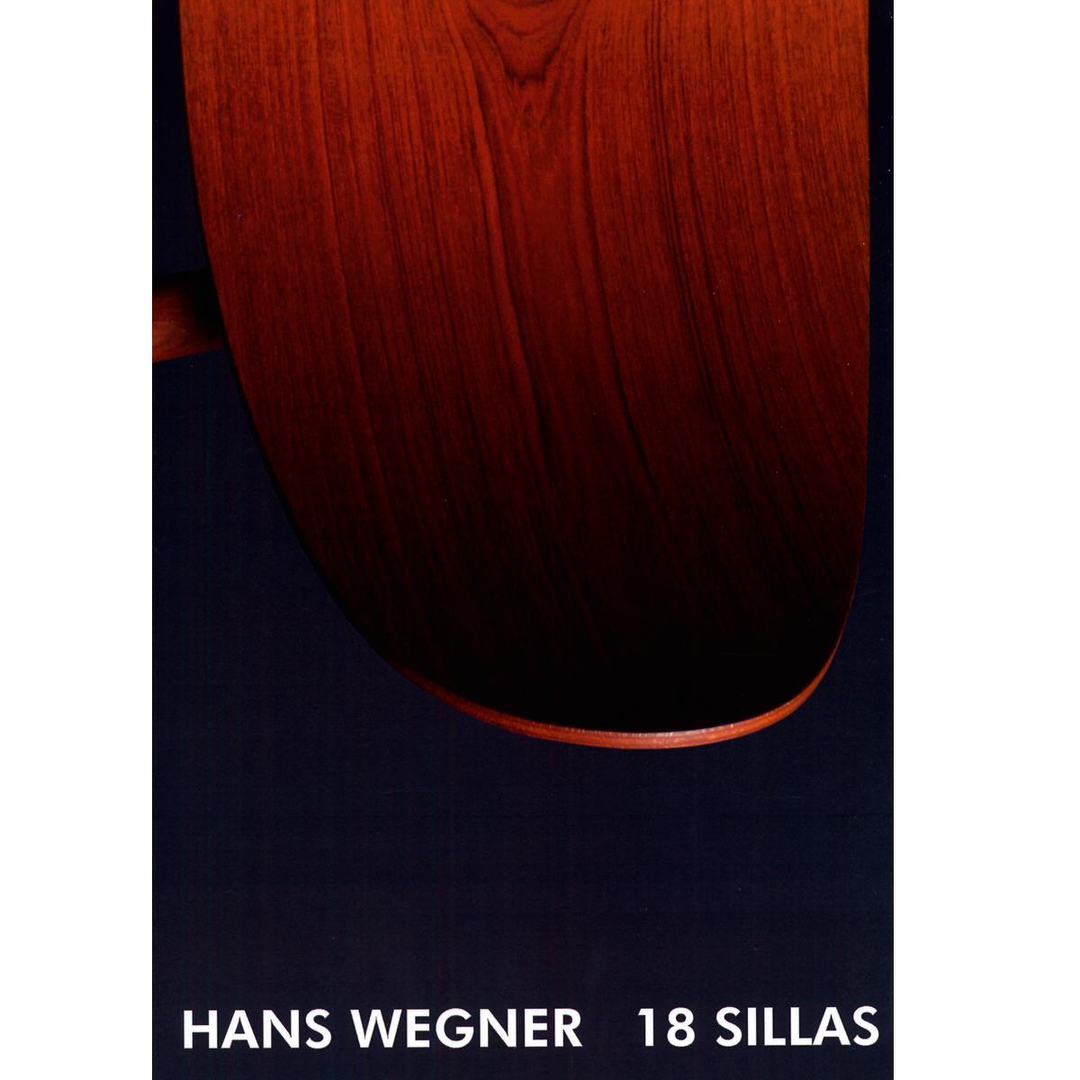 Hans Wegner: 18 sillas